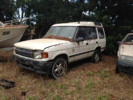 1996 Land Rover Discovery V8
