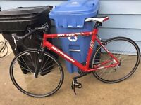 "Schwinn 21"", 24 Speed, RD 700, Road Bike"