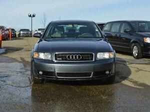2005 Audi Quatro A4,1.8Turbo AWD   2900$ Or TRADE - MAKE a OFFER