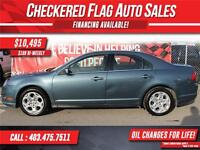 2011 Ford Fusion SE W/ Cruise-Alloys-Low KM