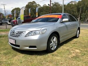 2008 Toyota Camry ACV40R 07 Upgrade Altise Silver 5 Speed Automatic Sedan Clontarf Redcliffe Area Preview