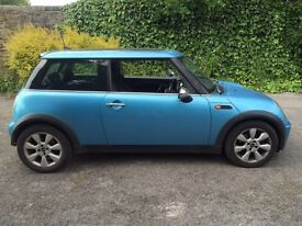 Cheap runner Mini One £1195 Low miles