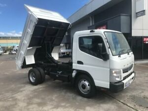 2016 MITSUBISHI FUSO CANTER 715 FACTORY TIPPER, 150HP, 5 SPEED MANUAL TRANSMISSION, FACTORY TIPPING  Milperra Bankstown Area Preview