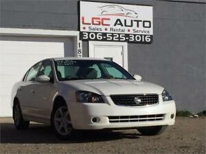 06 Altima 2.5 S 1-Owner, Low KM, Dealership Maintained 2.5 S