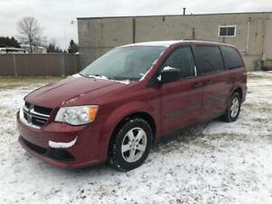 2011 Dodge Grand Caravan $9895 Dealer Serviced