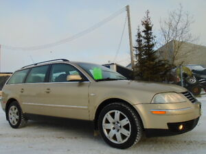 2003 Volkswagen Passat GLX-4 MOTION-----AWD-----LEATHER-SUNROOF