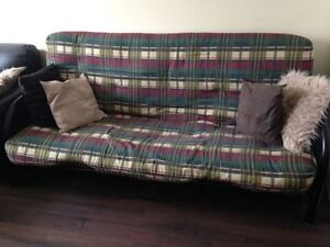 Convertible sofa bed