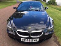 2005 N BMW 6 SERIES 5.0 M6 2D 501 BHP