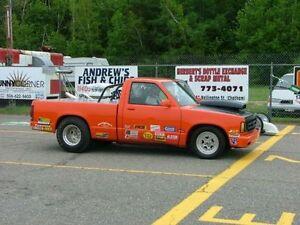 1986 Chevrolet S-10 Pickup Truck