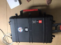 HPRC case 2760W, slightly used, excellent condition.