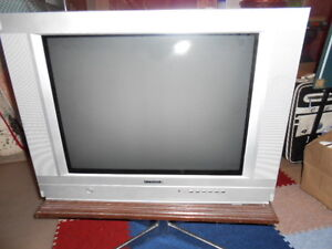 27' color TV
