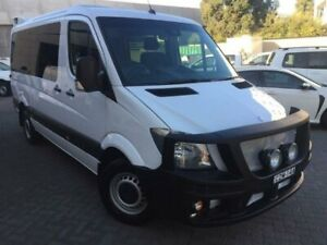2015 Mercedes-Benz Sprinter 906 MY15 316 CDI MWB White 7 Speed Automatic North Strathfield Canada Bay Area Preview