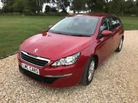 2015(15) Peugeot 308 SW 1.6BlueHDi ( s/s ) Active 1 PRIVATE OWNER IMMACULATE