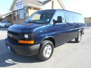 2010 CHEVROLET Express 2500HD Cargo 4Door Loaded ONLY 32,000KMs