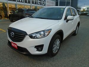 2016 Mazda CX-5 **NAV!! BLINDSPOT MONITORING! SUNROOF!** GS AWD
