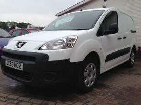 cheap diesel partner van! no vat! great mileage! don't miss out on a great van!