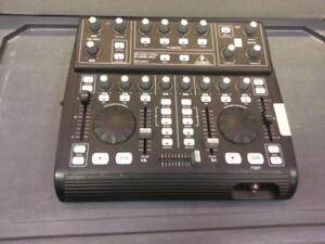 Behringer MIDI controller.  We have used music equipment 9073