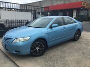 2006 Toyota Camry ACV40R ALTISE AUTOMATIC Blue 5 Speed Automatic Sedan Woodridge Logan Area Preview