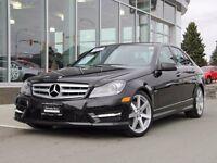 2012 Mercedes-Benz C-Class Certified | C350 | All-wheel Drive |