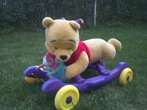EXCELLENT BABY/TODDLER RIDE-ON, ROCKER, POPPER & PUSH TOYS Cambridge Kitchener Area image 8