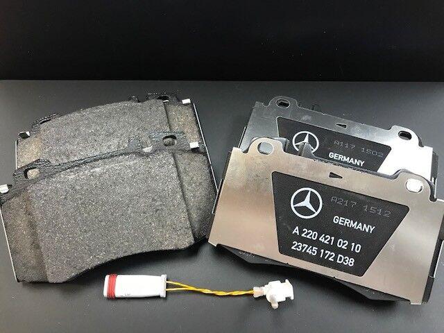 New Mercedes E-Class W210 E320 CDi Genuine Mintex Rear Brake Pads Set