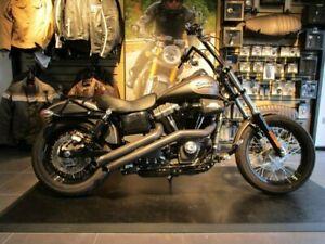 2017 Harley-Davidson FXDB Street Bob Slacks Creek Logan Area Preview