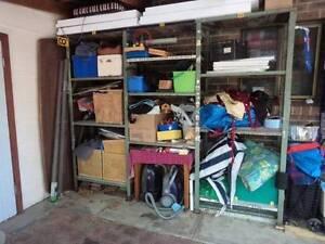 Heavy duty shelf unit Kensington Park Burnside Area Preview