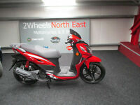 Sym Symphony 125cc 125 S Scooter 2014MY 125 S From £15per week