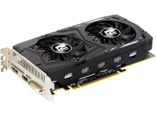 파워칼러 RED 드라곤 라데온 RX 560 DirectX 12 AXRX 560 4GBD5