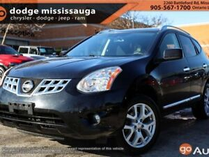 2013 Nissan Rogue SV+AWD+NAVIGATION+SUNROOF