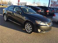 2009 Lexus IS 250 **TOUT EQUIPE** ALL WHEEL DRIVE