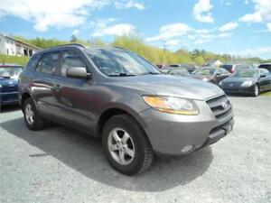 2009 SANTA FE ! ONE OWNER! ONLY 154000 KM - 4X4 !!! ALL WHEEL DR