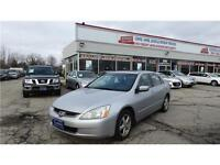 Honda Accord EXL,CERTIFY 3 YEARS P-T WARRANTY AVAILABLE