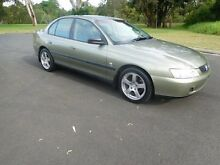 2002 Holden Commodore VY Executive 4 Speed Automatic Sedan Ballina Ballina Area Preview