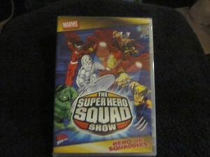 2 Marvel The Super Hero Squad DVD's BRAND NEW London Ontario image 4