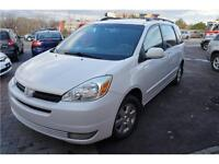 2004 TOYOTA SIENNA LE Very Clean... WARRANTY AVAILABLE!!!
