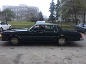 1985 Oldsmobile Eighty-Eight Sedan