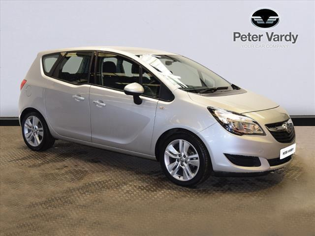 2016 VAUXHALL MERIVA ESTATE