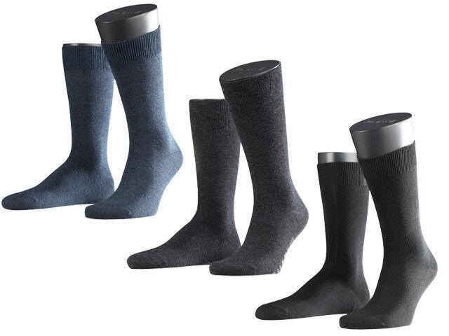 Falke Swing Socken 6 Paar Gr. 39 -  50 Socke Strumpf Herren neu online günstig