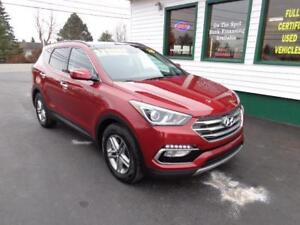 2018 Hyundai Santa Fe Sport SE for only $241 bi-weekly all in!