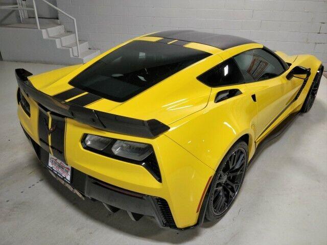 2019 Yellow Chevrolet Corvette Z06 3LZ | C7 Corvette Photo 7