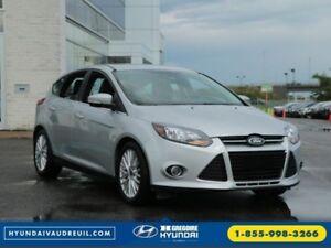 2013 Ford Focus Titanium AUTO A/C BIZONE CAMERA BLUETOOTH NAV TO