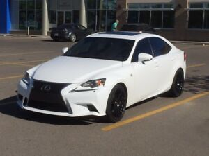 Wanted: Lexus IS350 $$ REWARD LEADING COPS TO THE THIEF