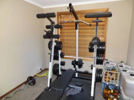 commercial/home gym