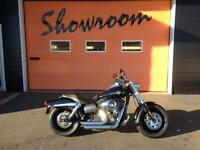 2010 Harley Davidson Fat Bob - ONLY 11500 KMS
