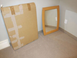 Brand new in box vanity or accent mirror - Was $100!