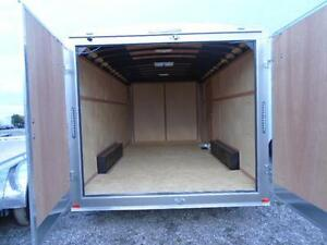 2017 8X16 ATLAS! - THE PERFECT ENCLOSED CONSTRUCTION TRAILER! London Ontario image 3