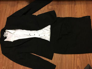 Woman's Blazer/Skirt/Dress Shirt Suit