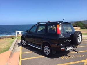 2001 Honda CR-V Wagon Dee Why Manly Area Preview