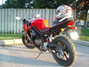 2009 Hyosung Gt250R Price Droped!